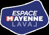 Logo Esoace Mayenne Bleu