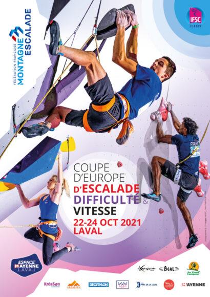 OK Affiche Coupe Europe Laval2021 Vweb